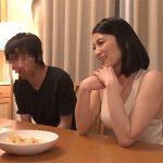 古川祥子│綺麗でいやらしい叔母さんに迫ったら股を開いてくれた