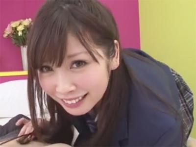 【やまぐちりこ】『おちんちんかたぁい♡』19歳元アイドルのとろとろマンコにガン尽き!