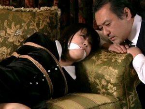 【ケモノたちの宴】信頼していた執事に媚薬調教されたお嬢様■犯され続けて淫女のM性覚醒し絶頂