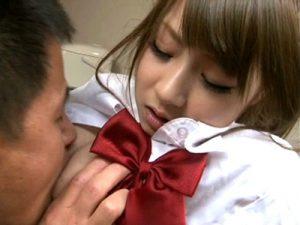 北川瞳│息子の彼女が爆乳ギャルでエロすぎ!誘惑してきたので周りにバレないよう犯しまくる