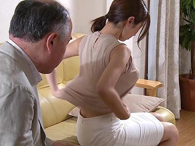 【ながえスタイル】夫を助ける為に上司に身体を捧げた人妻が執拗な浮気ピストンに堕ちていく